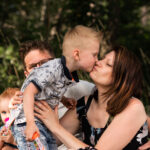 Familieshoot Marinke fotografie