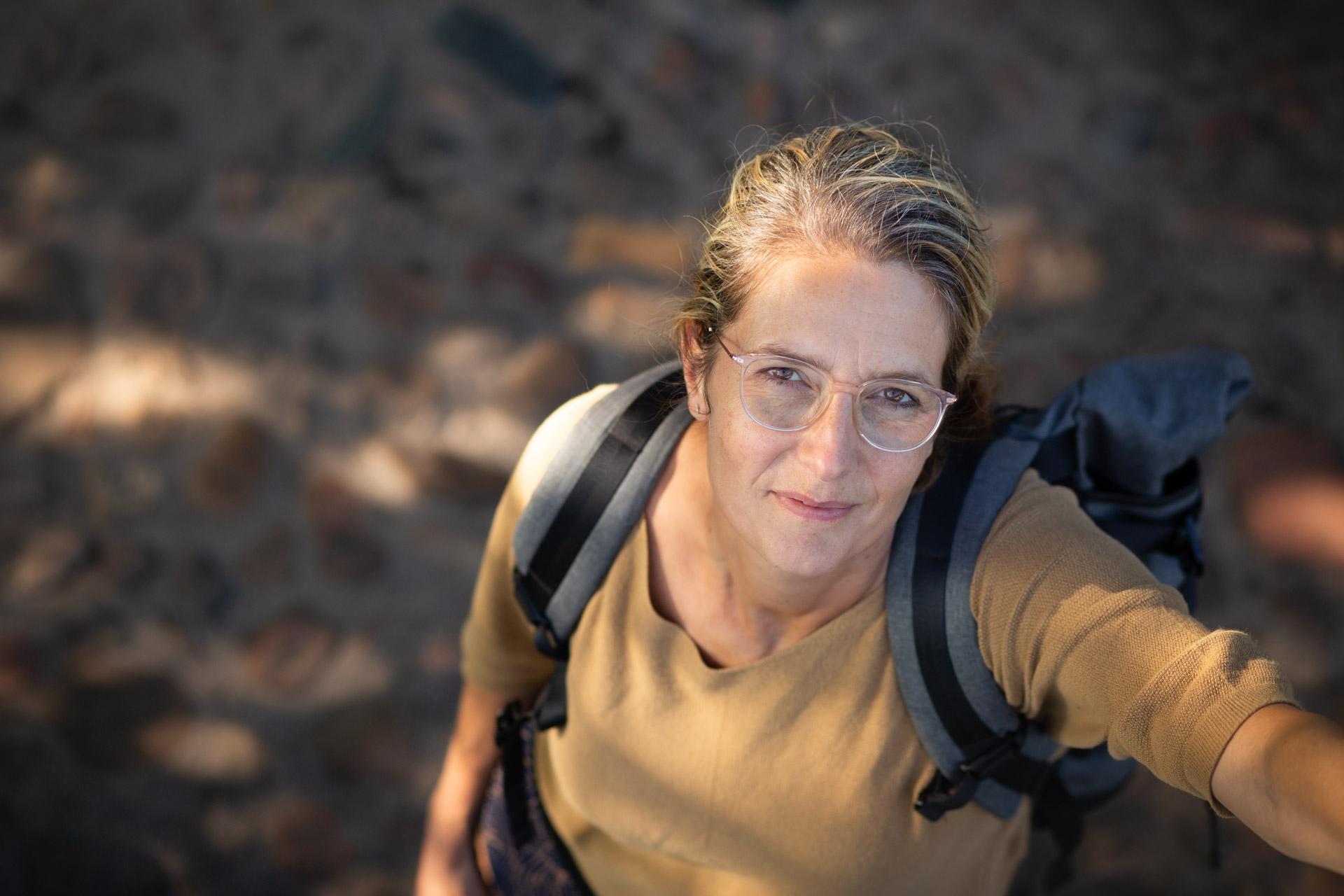 Marinke Fotografie zelfportret