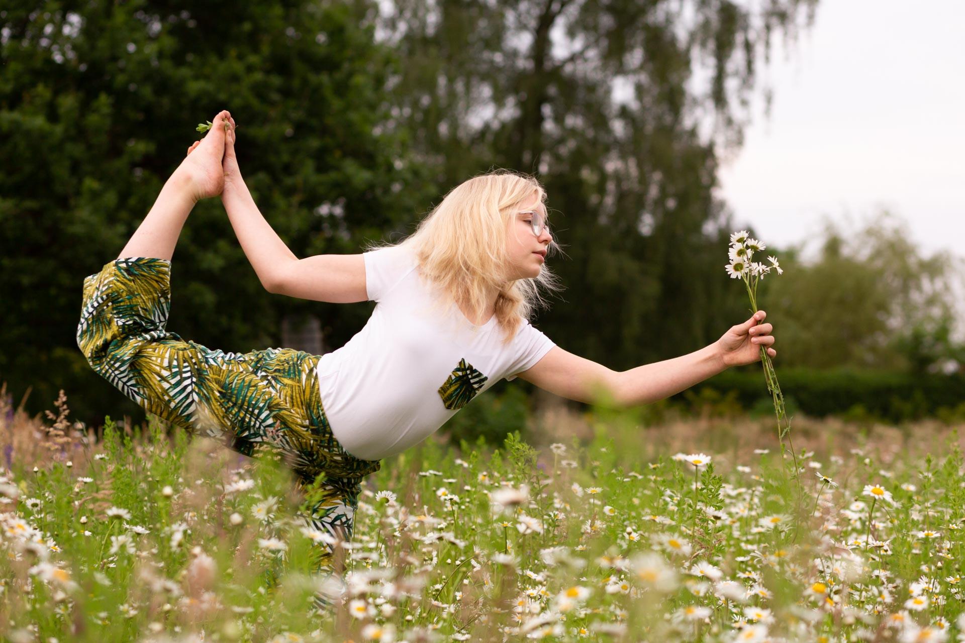 Portretshoot Tween Marinke fotografie