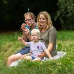 Outdoor zwangerschapsreportage Winterswijk
