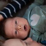 Lifestyle newborn fotografie Aalten