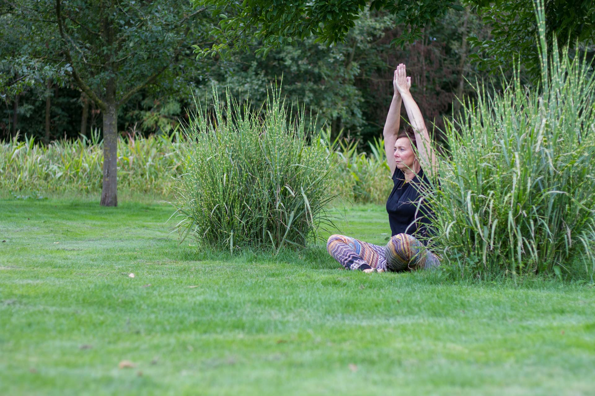 Sfeerfoto's yoga De Zon Ruurlo Gelderland